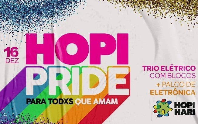 Hopi Pride acontece neste final semana com atrações especiais para o público LGBT