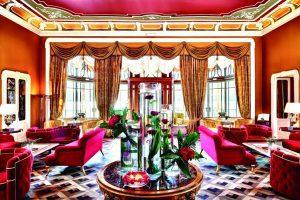 Gay friendly - Grand Hotel Tremezzo Lobby