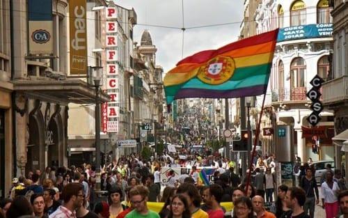 Em busca do mercado LGBT, Portugal entra na corrida para receber a EuroPride 2022
