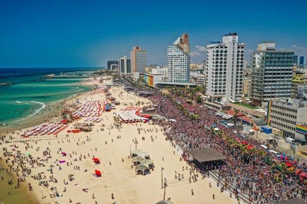 Com ajuda do Turismo LGBT, setor cresce 11% em Israel