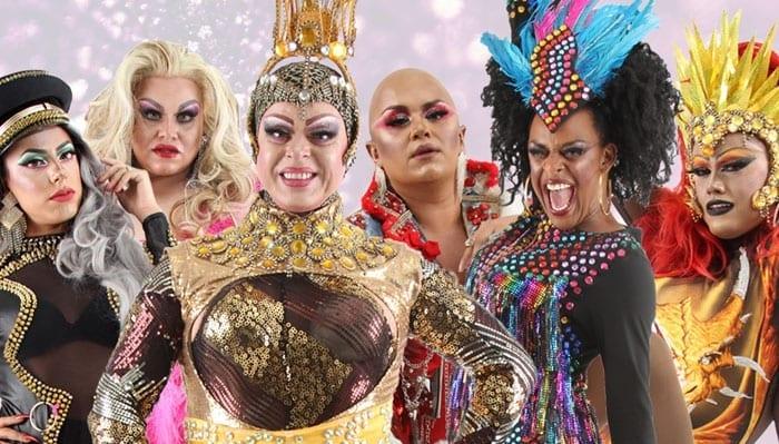 """""""Drag Queen, o Musical"""" está de volta aos palcos em Campinas, interior de São Paulo"""